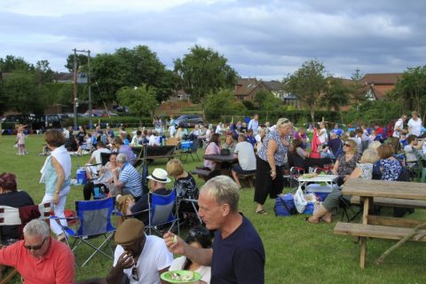 Party by the Lake 2015