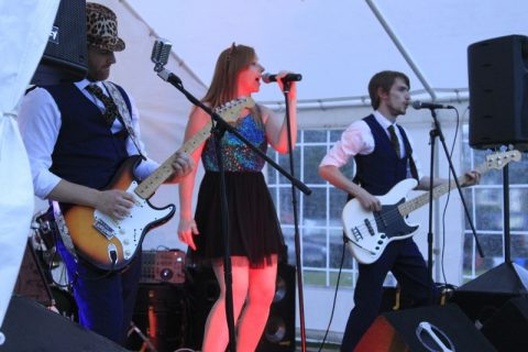 Party by the Lake 2015 - The Midnight Cats
